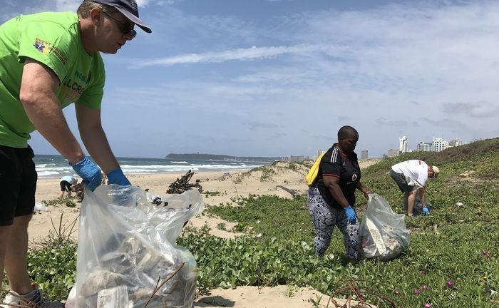 Durban City Clean Up