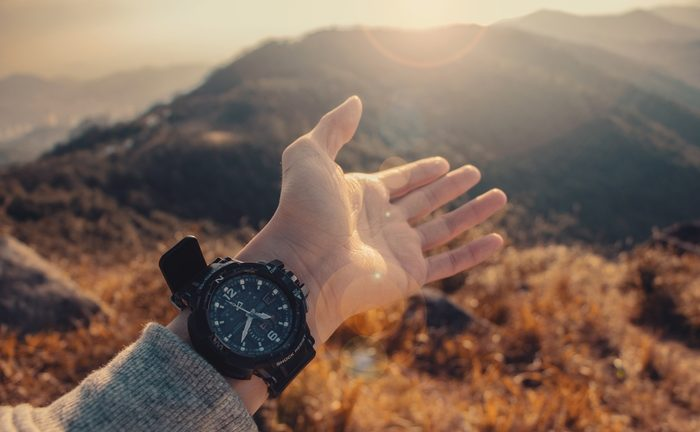 make time for volunteering