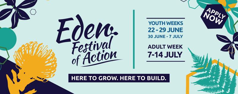 Eden Festival of Action