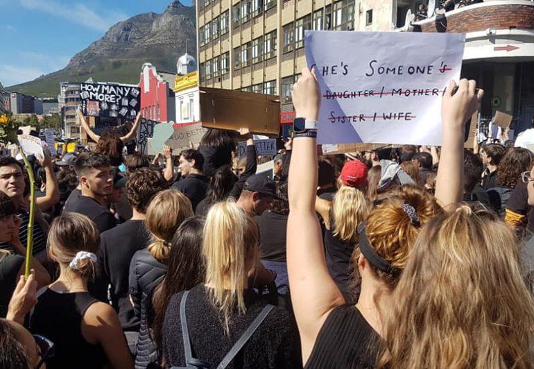 Women's March, 5 September